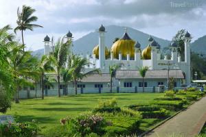 mešita Malajsie
