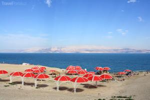 pláž Mrtvé moře