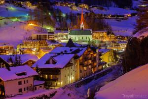 Silvestr 2014 Tyrolsko
