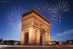 Silvestr 2014 Paříž