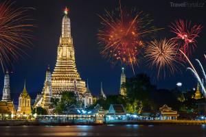 Silvestr 2014 Thajsko