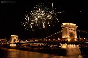 Silvestr 2014 Budapešť