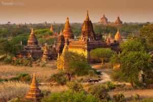 pagody Bagan