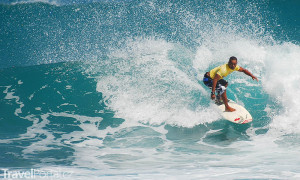 windsurfing Cabarete