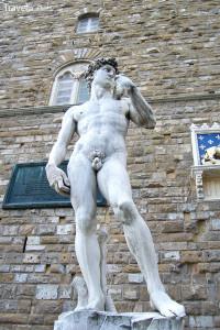 socha Davida kopie