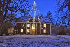Švédsko vánoční výzdoba