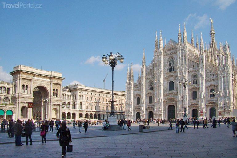 dóm Milán