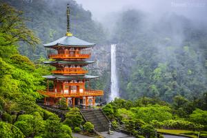 pagoda Nachi Taisha