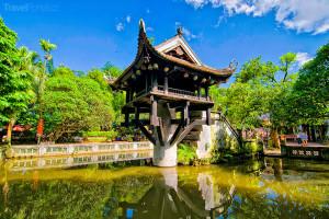 pagoda One Pillar