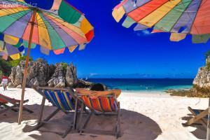 slunečníky Phuket