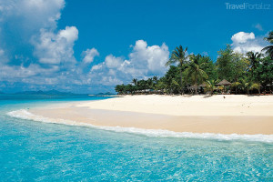 pláž Grenadiny