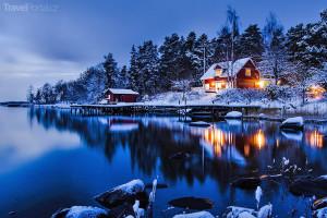 venkov Švédsko