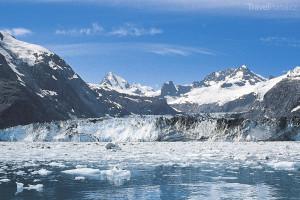 ledovec Aljaška
