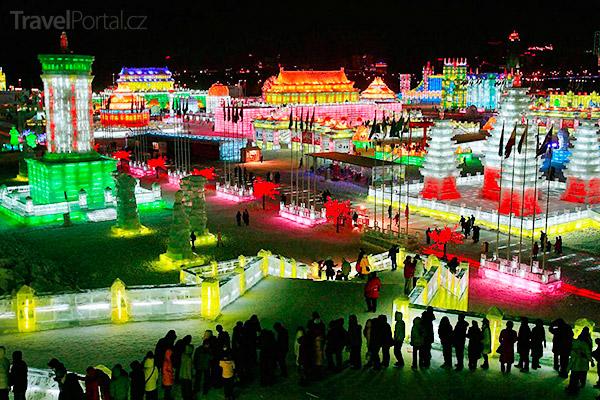 ledový festival