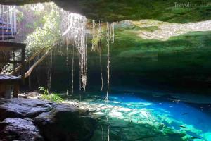 jeskyně Bahamy