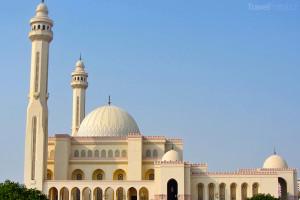 mešita Al Fateh Grand Mosque