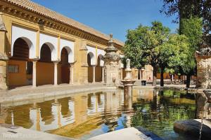 okolí katedrály v Córdobě