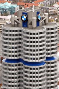 centrála BMW Mnichov