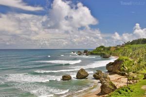 Barbados západní pobřeží