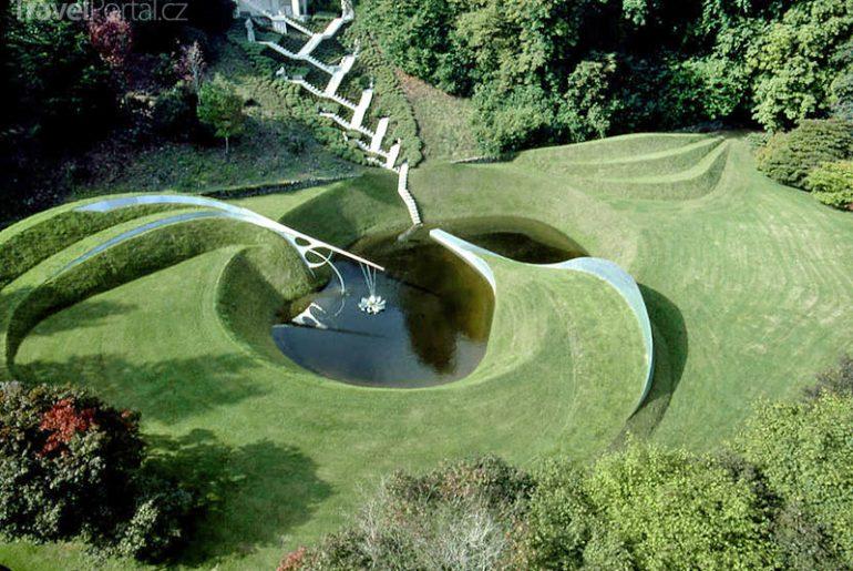 Zahrada kosmických úvah
