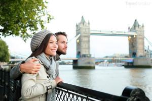 Valentýn v Londýně