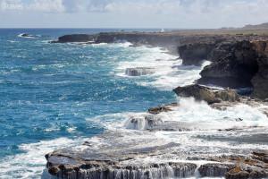 Barbados východní pobřeží