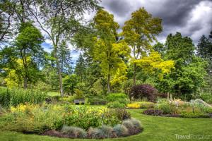 zahrada Britská Kolumbie