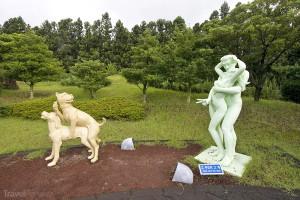 erotický park Jeju