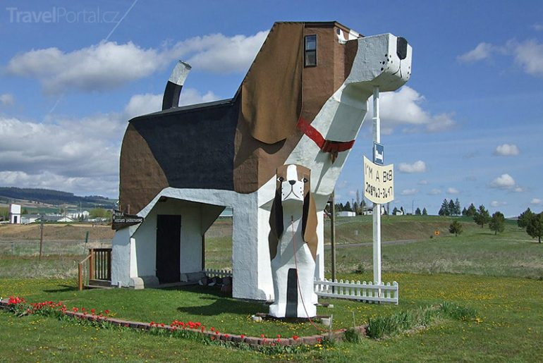 Dog Bark Park Inn