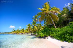 Karibik pláž