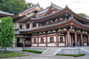 chrám v Kamakuře