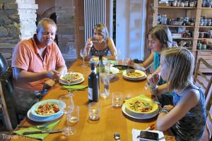 Toskánsko kurz vaření