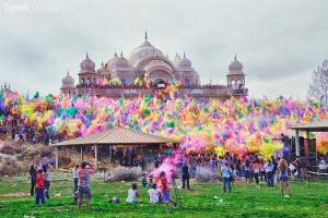 festival Holi 2015