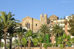 zbytky katedrály Cartagena