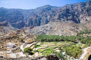 Omán krajina