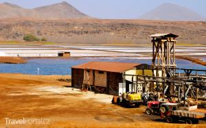 těžba soli Kapverdy