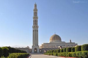 mešita Maskat