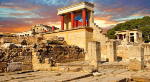 Palác Knossos Kréta