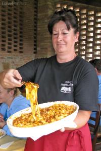 kurz vaření Itálie