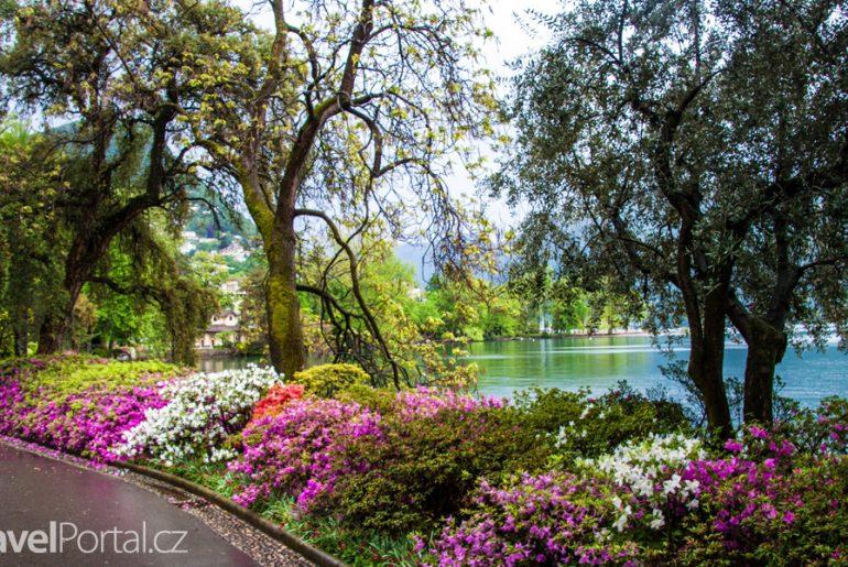 Lugano Švýcarsko