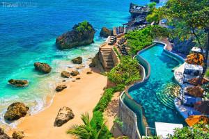 ubytování na Bali