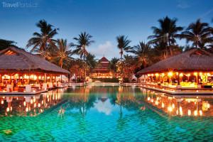rezort na Bali