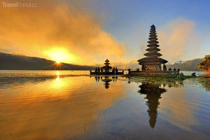 chrám Bali