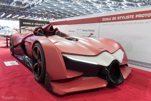 Motor Show Ženeva