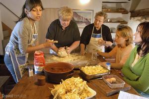 Toskánsko agroturistika kurz vaření