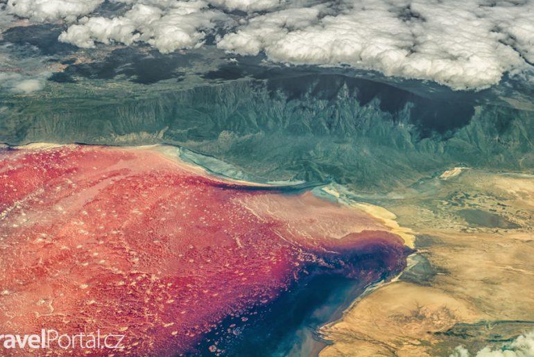 jezero smrti Natron