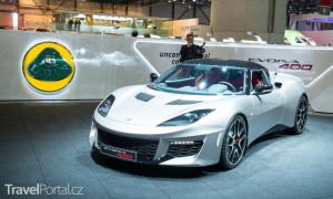 Autosalon Ženeva 2015