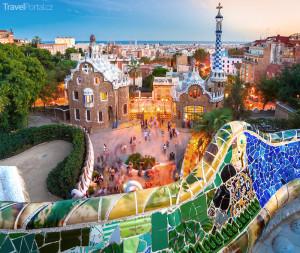 Barcelona Park Guella