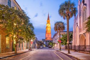 Charleston Jižní Karolína