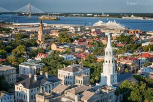 Charleston Jižní Karolína USA